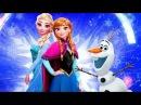 Відкриваємо Ельзу та Анну крижане серце \ Frozen Elsa and Anna