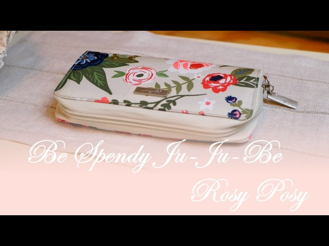 Кошелек Be Spendy Ju-Ju-Be Rosy Posy