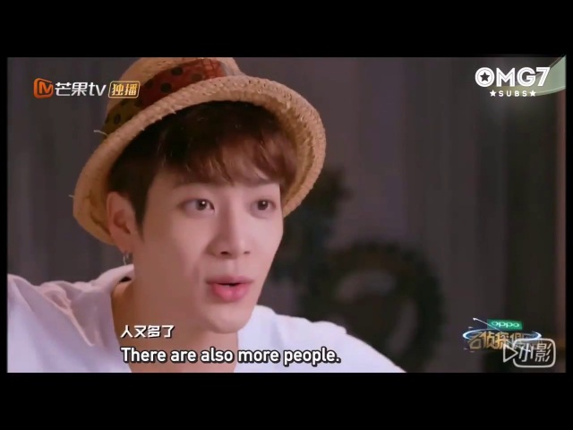 [ENG SUB] 170204 Who's The Murderer CNY Special Behind The Scenes - GOT7 Jackson