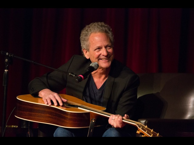Never Going Back Again Lindsey Buckingham Live at USC 2015