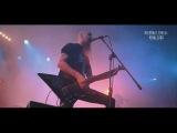 Skogen - 2 - Genom Svarta Vatten - Live at Bingo, Kyiv 02.12.2017 Oskorei (duocam)