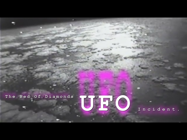 The Bed Of Diamonds UFO Incident. Official NASA Footage.