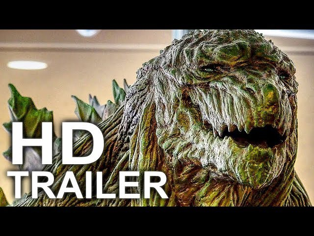 GODZILLA MONSTER PLANET Final Trailer 4 NEW (2018) Netflix Anime Movie HD