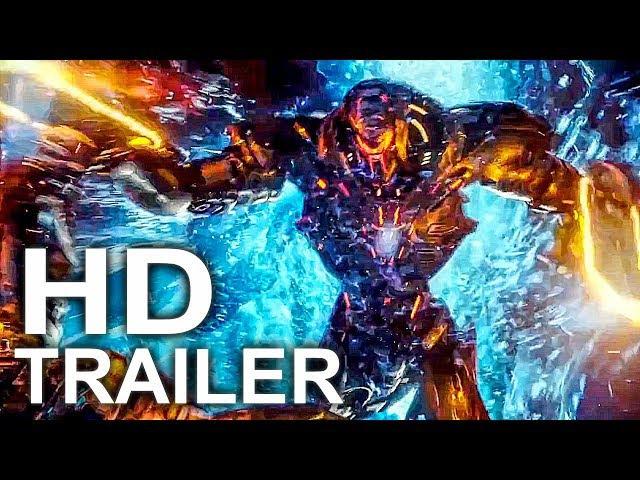 PACIFIC RIM 2 Final Trailer 4 NEW (2018) John Boyega Movie HD