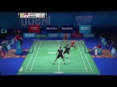 Badminton badass