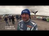 Dakar Rally 2018. Marathon stageРалли