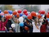 Флешмоб - День народного единства (г. Энгельс)