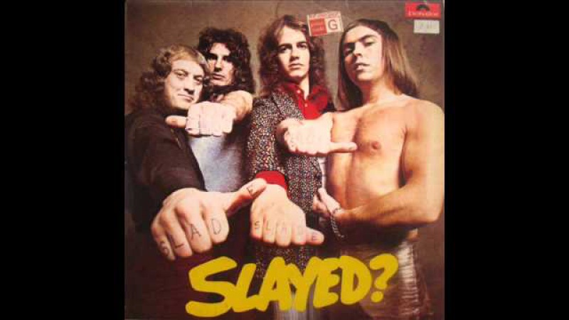 Slade - How DYou Ride