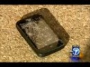 CELLPHONES THAT STOP BULLETS celulares que han detenido balas