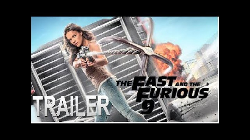 Fast and Furious 9 -Trailer Teaser 2019 Vin Diesel Action Movie | (Fan- Made)