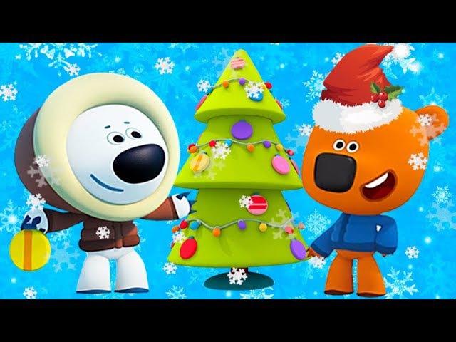 Ми ми мишки Новогодний сборник мультиков мультфильмы для детей и взрослых