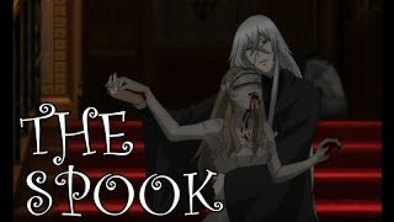 [黑執事AMV] Book of the Atlantic - The Spook