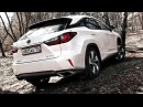 Самый продаваемый Лексус! Что не так с Lexus RX Тест драйв и оффроад Лексус РХ 350 - видео с YouTube-канала Clickoncar