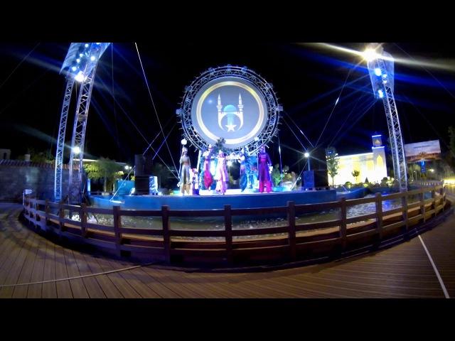 Turcky Antalya Expo2016 Ramazan JumpStilts perfomance