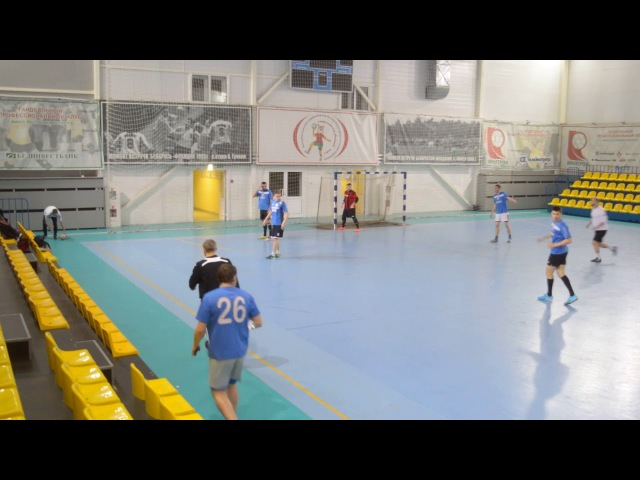 Курва Норд 4-2 Либертас. DKC чемпионат по мини-футболу 2017/2018. 16-й тур (03.03.2018)