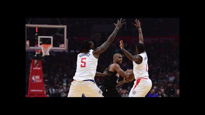 Clippers fans welcome Chris Paul back with mix of boos, cheers