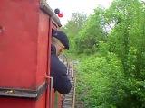 schmalspurbahnfahrt malente-bruhnskoppel