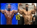 Hadi Choopan VS Guy Cisternino | Arnold Classic 2018