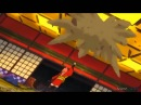 Gintama Kagura vs Abuto Full Fight