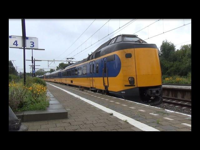 ICMm 4080 4016 komen door station Den Haag Moerwijk