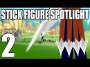 Stick Figure Spotlight 2 - Demacia vs Noxus