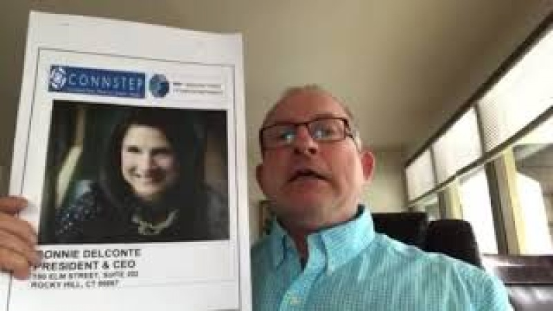 Takedown That Video! Connstep's Bonnie Del Conte Attempts To Hide Her Scheme