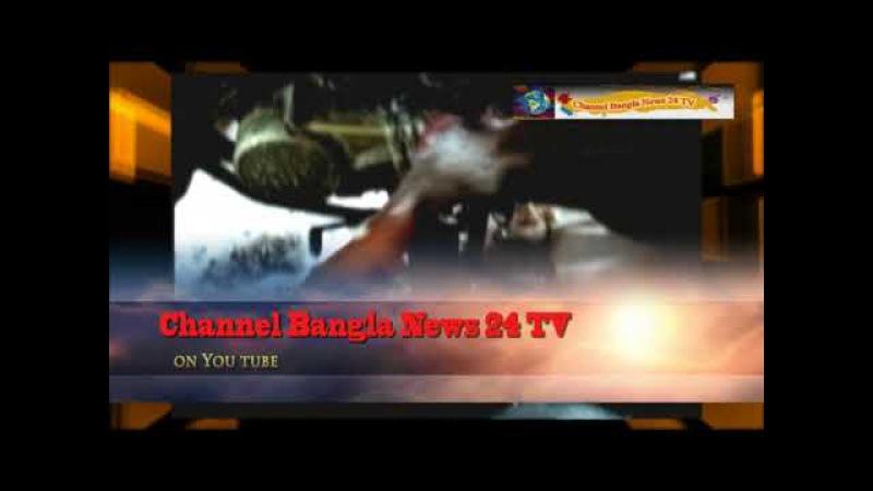 How to wash your Honda motor bikes - Channel Bangla News 24 TV - on you tube