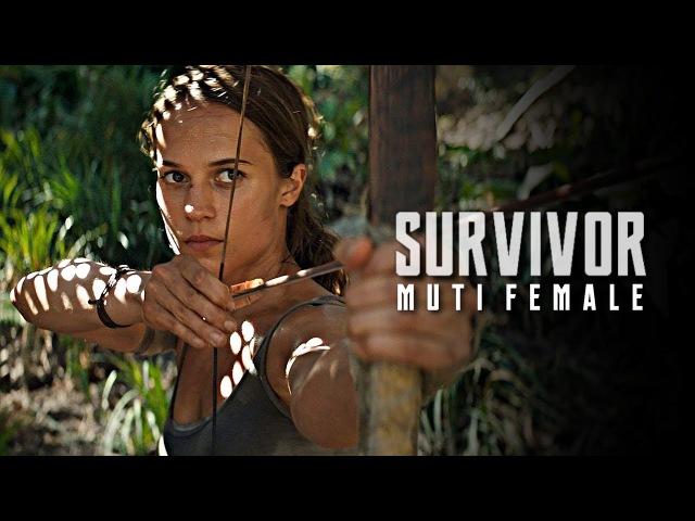 SURVIVOR || Multi-Female