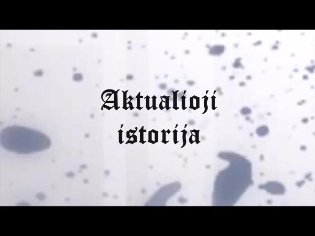"""""""Aktualioji istorija 53 Kaip lietuvių kilmė susijusi su senaisiais europiečiais ir finougrais"""