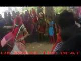 Bhabhiji Dancing On Bhojpuri Song In Gaon