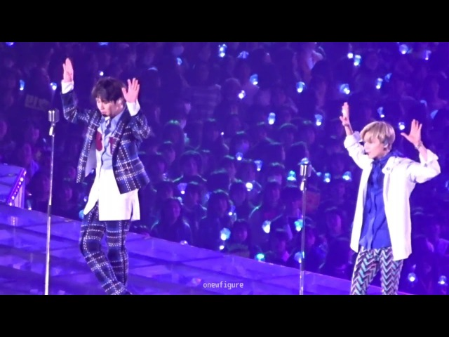 180226 SHINee WORLD THE BEST 2018 〜FROM NOW ON〜 Hello ONEW TAEMIN
