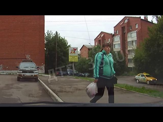 Дтп Иркутск, желток виртуоз