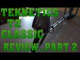 Metal Detecting Teknetics T2 Classic Review Part 2 - Separation - Speed - Unmasking