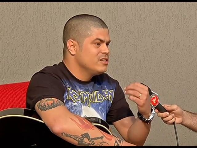 Leandro Lopes se apresenta em Pará de Minas