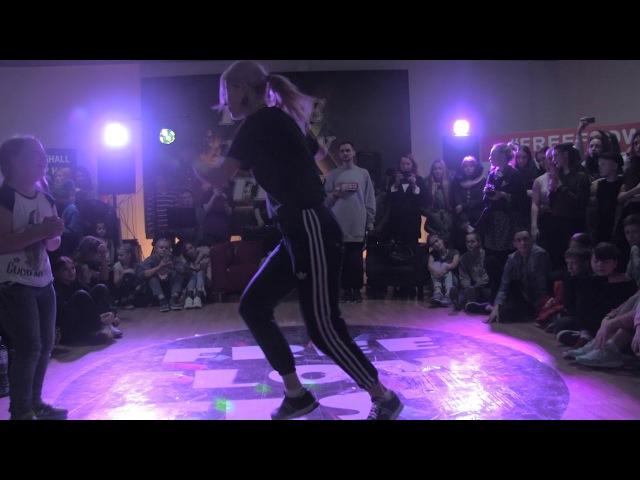 House Dance Катя Фиськова vs Лидос