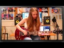 TOp 10 Most Beautiful Girl Guitar Solos Played ! All Rockers Must To See