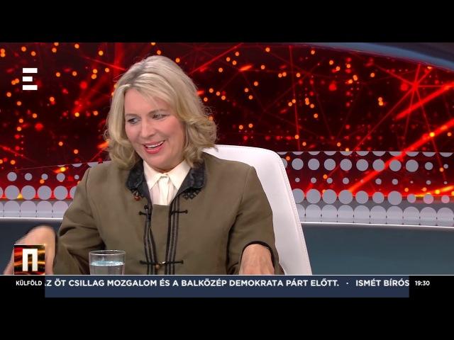 Mit tehet Magyarország? - Morvai Krisztina - ECHO TV