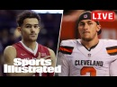 Trae Young & Steph Curry Comparisons, Johnny Manziel Have A Shot At NFL? | LIVE | Sports Illustrated
