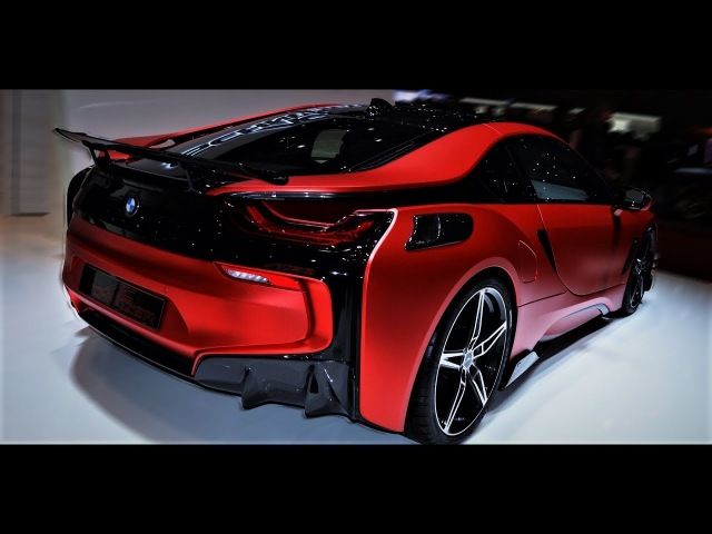NEW 2018 - BMW i8 AC Schnitzer and Frozen Black Protonic - Interior and Exterior 1080p Full HD