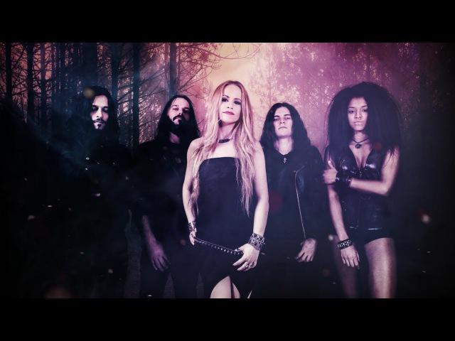 FROZEN CROWN - The Shieldmaiden (LYRIC VIDEO)