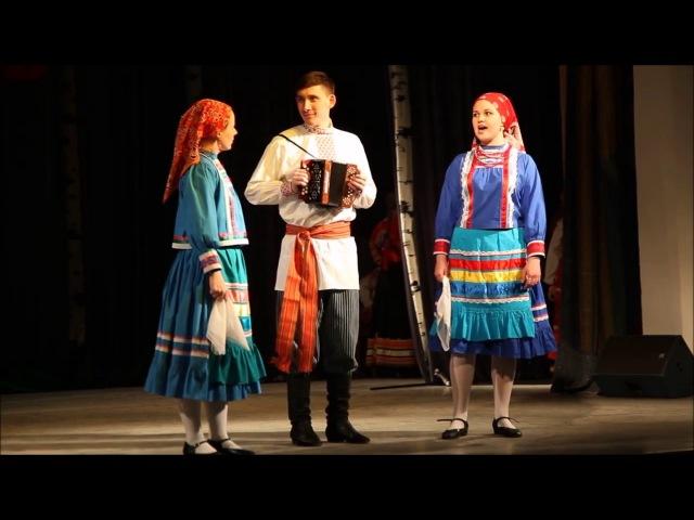 Подружка моя, давай садики садить,частушки русские народные.Russian folk song