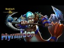 HoN - 1044 XPM - Myrmidon - Immortal - 🇲🇰 Papa_Divine Diamond I