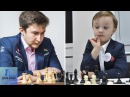 Сергей КАРЯКИН и Миша ОСИПОВ играют в ПАРНЫЕ ШАХМАТЫ