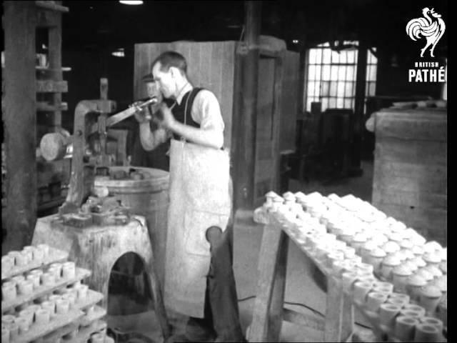 Pottery (1940-1949)