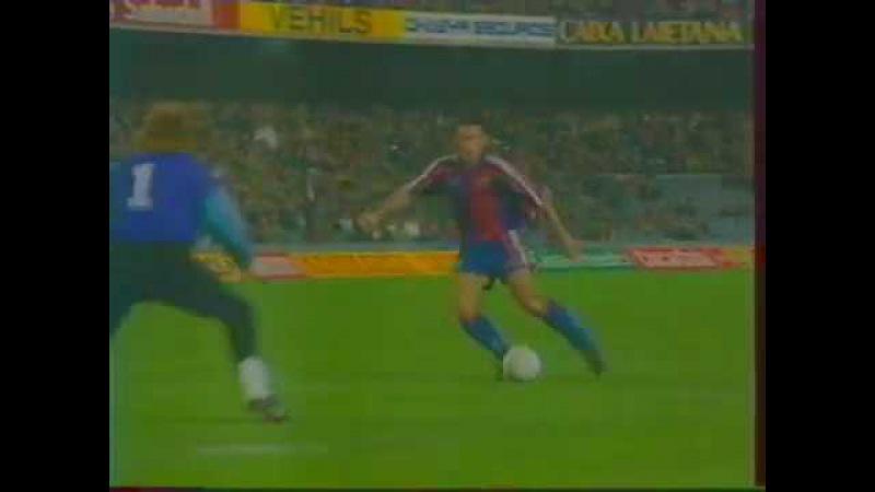 Барселона 2-3 ЦСКА / 04.11.1992 / FC Barcelona vs CSKA Moscow