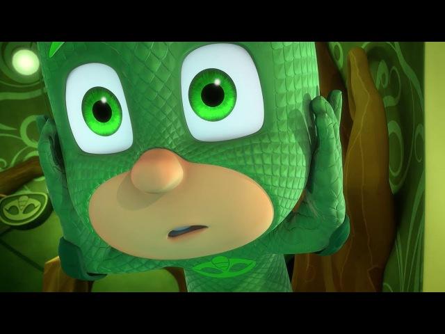PJ Masks Episodes - Gekko and Romeos Gadgets! - Cartoons for Children
