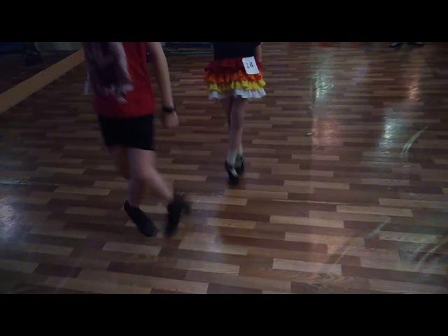 Class Feis - Reel (Siberian Irish Dance Academy) | Ирландские танцы Кемерово