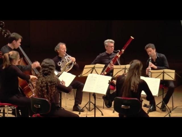 Beethoven: Septett op. 20 / 1. Adagio - Allegro con brio [HD]