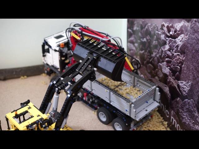 Мастер-Lego