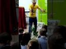 Шоу марионеток Kabare Pupala Marionetten в институте им. Гёте в Минске